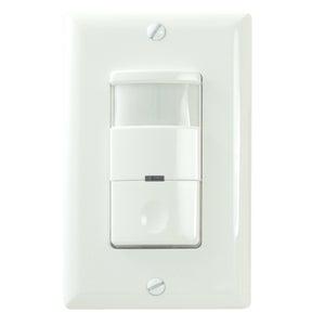 Intermatic white occupancy sensing switch