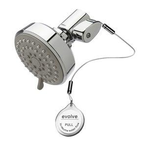 Evolve 1.5 gpm Multi-Function Showerhead with ShowerStart TSV