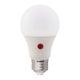 MaxLite 9w Soft White Light-Sensing A19 Standard Bulb