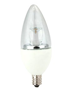 TCP 5w Soft White B11 Decorative Bulb