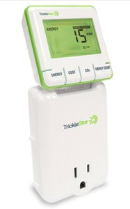 TrickleStar Plug-In Energy Monitor