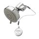 Evolve 1.5gpm fixed mount showerhead with TSV