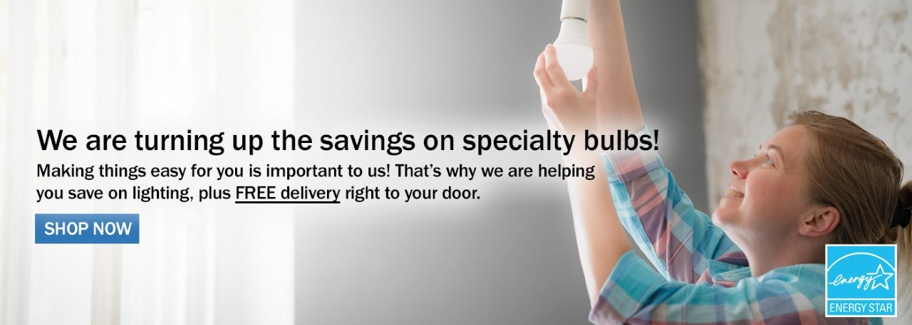 Special Savings and FREE Shipping on Featured Specialty LEDs!