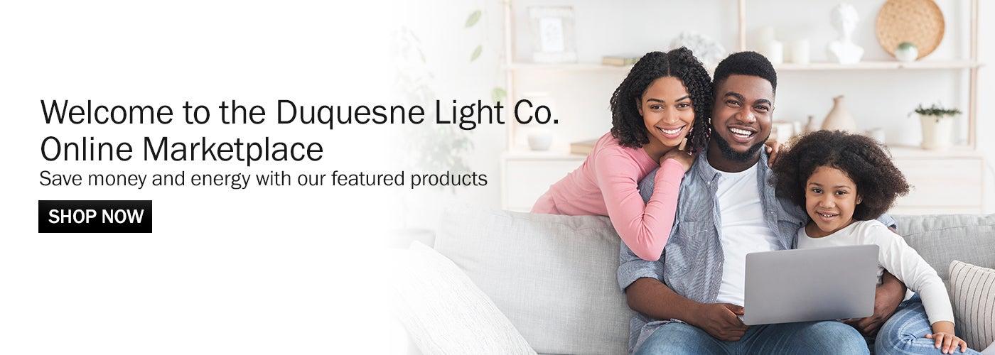 Shop energy efficient products!