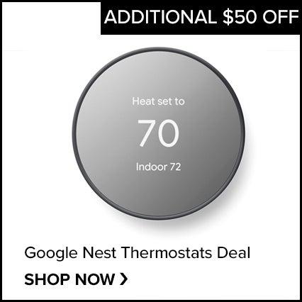 Shop Smart Thermostats