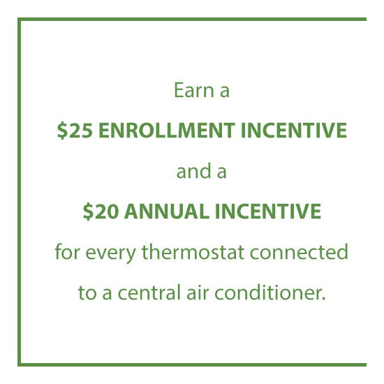 ConnectedSolutions Incentives Details