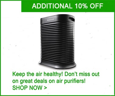 Save Energy and Breathe Easy with Air Purifiers and Dehumidifiers.