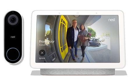 Google Nest Hello video doorbell shows you who is at your door