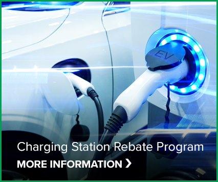 Glendale Water & Power Electric Vehicle Rebates