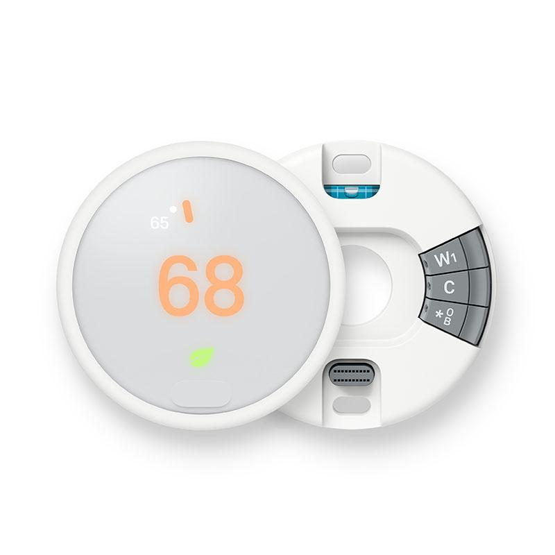 Google Nest E Thermostat installation