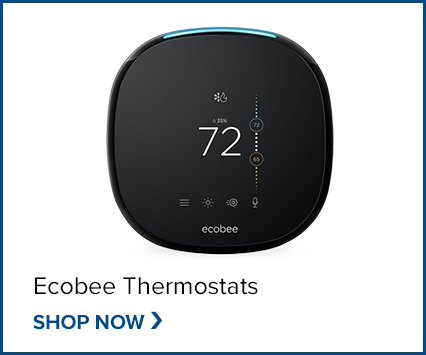 Save on ecobee Smart Thermostats!