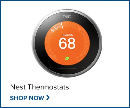 Nest Thermostats!