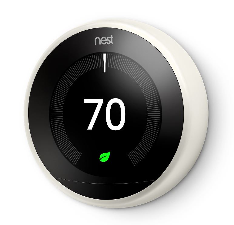 Nest Learning Thermostat White